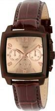 Relojes de pulsera fecha Invicta de cuero