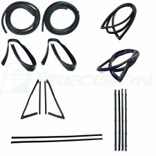 1967-1972 Chevrolet / Chevy / GMC Pickup Truck Complete Rubber Weatherstrip Kit