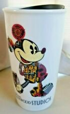 Disney Parks Hollywood Studios Mickey Mouse Starbucks Tumbler Travel Mug