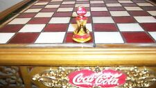 Franklin Mint COCA COLA CHESS PIECE replacement RED PAWN original 24K Gold