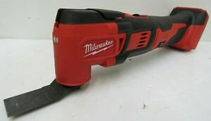 MILWAUKEE 2626-20 M18 18-Volt Lithium-Ion Cordless Oscillating Multi-Tool