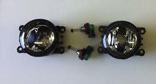 Vauxhall Zafira B VXR Front Bumper Fog Lamps Complete inc Bulb Holder +Bulbs New