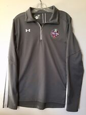 2018 Womens Final Four NCAA Columbus Under Armor Large Fitted Pull Over Jacket