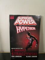 Supreme Power: Hyperion Premier Marvel Comics HC Hard Cover Brand New Sealed ~