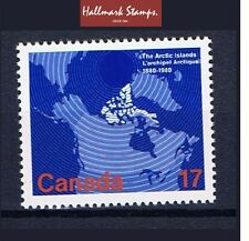 canada stamp 1980 sg970 Centenary of Artic Islands Acquisition Mint ...