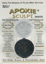 NEW Aves Apoxie Sculpt White 1 4 pound FREE SHIPPING