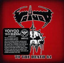 Voivod - To the Death 84 CD - SEALED Thrash Metal Album