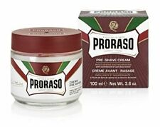 Proraso Pre-Shave Cream Green | White | Red 100 ml