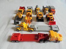 102x MATCHBOX Spielzeug Fahrzeuge Autos 70er 80er 90er 00er