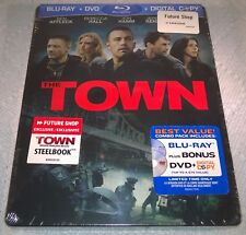 The Town (2010, Canada) 1st Print Futureshop Exclusive Steelbook NEW