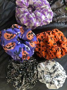 halloween scrunchie