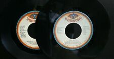 2 RECORDS MAXINE NIGHTINGALE LOVE ME LIKE YOU MEAN IT THE GIRL IN ME PROMO