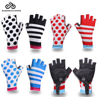 MTB Bike Gloves Cycling Short Finger Mittens Shockproof Breathable Sport Gloves