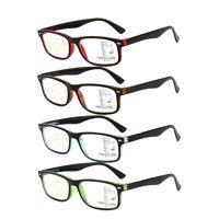 Blaulicht Blockiert Gleitsichtbrillen Lesebrille Multifokal Federscharniere A844