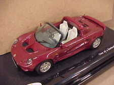 VITESSE #27677 1/43 1999-2000 Lotus Elise Series 1 111S Open Top w/RHD, Ruby Red