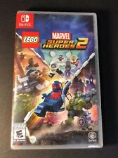 LEGO Marvel Super Heroes 2 (Nintendo Switch) NEW