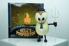 Hell's Proprietor Brown by Glenn Barr x Dark Horse Deluxe