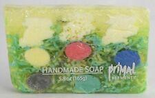 Primal Elements Handmade Soap Bar Hippity Hop Springtime Fresh Waterlily Peony