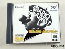 64DD Mario Artist Communication Kit Complete Nintendo 64 DD N64 Japan US Seller