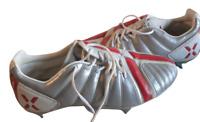 Mens Retro Football Boots - Umbro X400 Fotball Boots Size UK 7 - EUR 39.5 Used