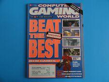 """COMPUTER GAMING WORLD MAGAZINE FEB 2000 #187- """"BEAT THE BEST"""" WINNING STRATEGIES"""