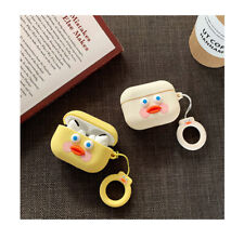 Cute for Apple Airpods Pro 2 1 Charging Case Soft Dock Silicone Ring Cover