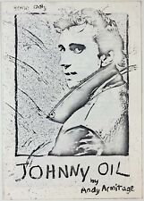 More details for phil daniels andy armitage johnny oil adrian shergold rare theatre programme vtg