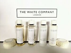 The White Company Toiletries Set Travel Set Gift Set