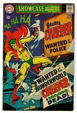 Showcase (1956) #73 Origin & 1st App The Creeper Steve Ditko Cover & Art VG-