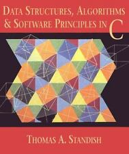 Data Structures, Algorithms, and Software Principles in C , Standish, Thomas A.