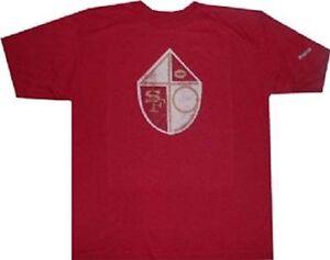 San Francisco 49ers Reebok Vintage Throwback Pro Style Oversized T Shirt