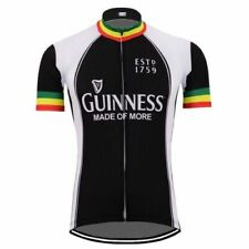 Brand New Retro Team Guinness  Cycling Jersey