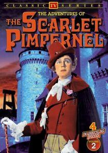 Adventures of the Scarlet Pimpernel DVD Volume 2 - Marius Goring 1955 Series