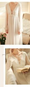 summer dress nightgown simple boho alternative wedding dress fairy