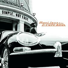 Maxi Jazz & the E-type Boys-simple... not Easy CD NEUF