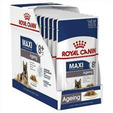 Royal Canin Maxi Ageing 8+  Wet Dog Gravy Pouches 140gx10