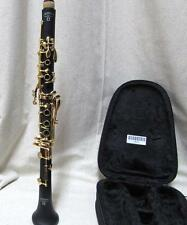 BACKUN ALPHA Bb CLARINET GOLD PLATED KEYS