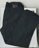 COLUMBIA CONVERT Black Waterproof Ski Snow Snowboard Pants MEN Size XL Pre-Owned