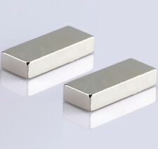2 Stk. Tuning-Magnete für Carrera GO Fahrzeuge (bis 2008) - N50 Magnetisierung