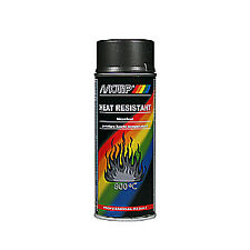 MOTIP High Temperature VHT Grey 800°C Aerosol Spray Paint 400ml