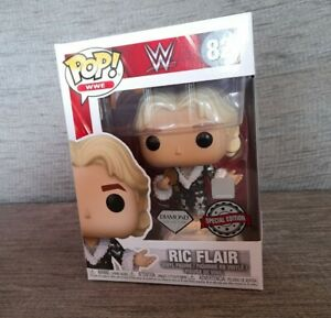 Funko Pop! WWE Diamond Collection Ric Flair #82 Collectable FAST POSTAGE