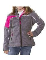 NEW!! Snozu Girl's Softshell Exterior Plush Lining Jacket Variety in Size