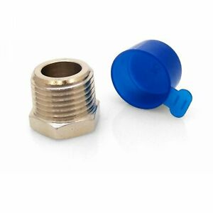 Male 1/2 NPT to female 3/8 NPT Adapter Reducer Air Fitting