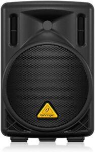 Lautsprecher Behringer Eurolive B208D 2-Wege Musik Audio 20 cm 8 Zoll schwarz