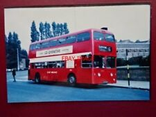 PHOTO  EAST MIDLAND LEYLAND PDR1/14 NO D132 REG 132 BRR AT MANSFIELD 1967