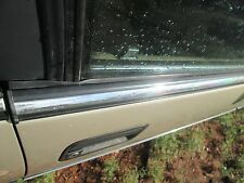 Holden VR VS Berlina Statesman Outer Chrome Window Mould Trim right front