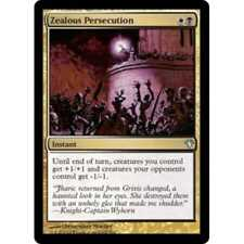 3x MTG Zealous Persecution NM - Modern Event Deck