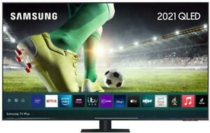 "Samsung 2021 55"" Q70A QLED 4K Quantum HDR Smart TV - 2021"