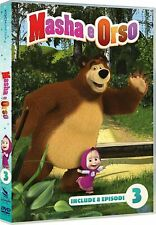 Masha e Orso Volume 03 - DVD