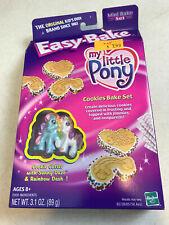 2003 Easy-Bake My Little Pony Cookie Set Sunny Daze Rainbow Dash Cookie Cutter